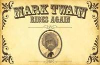 Mark Twain Rides Again in Hawaii