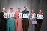 The Farndale Avenue Housing Estate Townswomen's Guild Dramatic Society's Production of A Christmas Carol in Houston