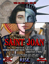 Saint Joan in Broadway