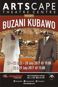 BUZANI KU BAWO in Broadway