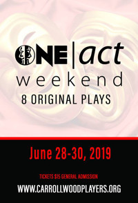 2019 One Act Weekend in Broadway