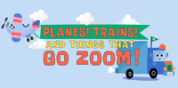 Planes, Trains, and Things That Go Zoom! in Atlanta