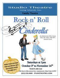 Rock N' Roll Cinderella in Long Island