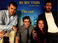 CLOSING WEEKEND -Burn This by: Lanford Wilson in Ft. Myers/Naples