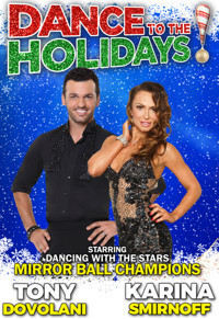 Dance to the Holidays with Tony Dovolani & Karina Smirnoff in Broadway