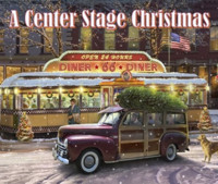 A Center Stage Christmas in Connecticut