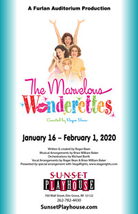 The Marvelous Wonderettes in Milwaukee, WI