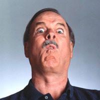 John Cleese in Los Angeles