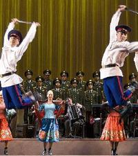 Russian Army Choir in Finland