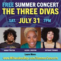 The Three Divas in Milwaukee, WI