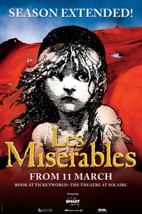 LES MISERABLES in Philippines