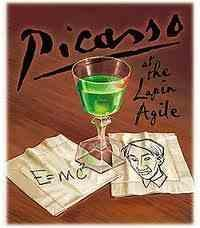 Picasso at the Lapin Agile in Milwaukee, WI