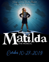 Roald Dahl's Matilda The Musical in San Diego