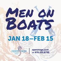 Men on Boats in Denver