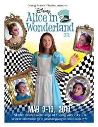 Disney's Alice in Wonderland Jr. in San Diego