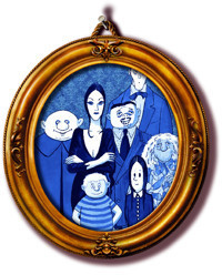 The Addams Family - The Musical in Broadway