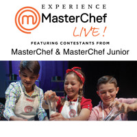 Masterchef Live! Featuring Contestants from Masterchef and Masterchef Jr in Chicago