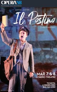 Il Postino (The Postman) in Santa Barbara