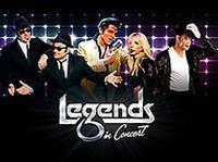 Legends in Concert in Las Vegas