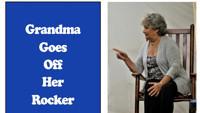 Grandma Goes off Her Rocker in St. Petersburg