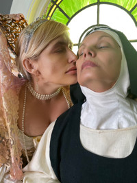 THE NUN & THE COUNTESS in Los Angeles