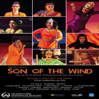 Son of the Wind in Los Angeles