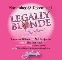 Orpheus presents LEGALLY BLONDE The Musical in Ottawa