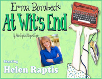 Erma Bombeck: At Wit's End in Portland