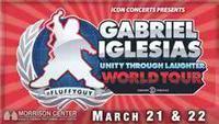 "Gabriel ""Fluffy"" Iglesias – Unity Through Laughter in Boise"