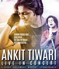 Ankit Tiwari Nite in India