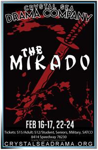 The Mikado in San Antonio