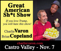 THE GREAT AMERICAN SH*T SHOW  in San Francisco