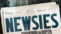 Disney's Newsies  in Birmingham