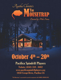 The Mousetrap in San Francisco