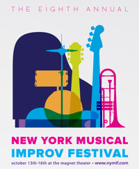 The 8th Annual New York Musical Improv Festival in Other New York Stages