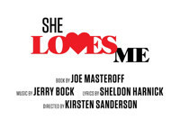 She Loves Me in Broadway