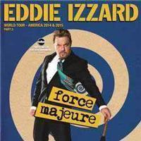 Eddie Izzard in Boise