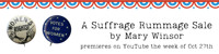 A Suffrage Rummage Sale in Rockland / Westchester