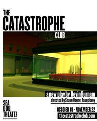 THE CATASTROPHE CLUB in Off-Off-Broadway