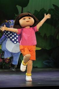 Dora live! 3+ in Netherlands