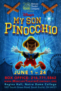 My Son Pinocchio in Cleveland