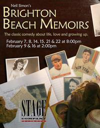 Brighton Beach Memoirs in Broadway