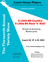 The Thirteenth Annual Variety Show - A Little Bit Country / A Little Bit Rock 'n Roll in OFF-OFF-BROADWAY
