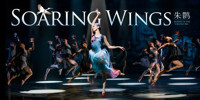 Soaring Wings: Journey of the Crested Ibis: Boston Debut of the Shanghai Dance Theatre in Boston