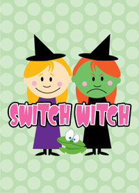 SWITCH WITCH in Broadway