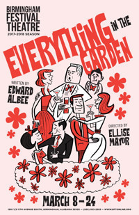 Everything in the Garden by Edward Albee in Birmingham
