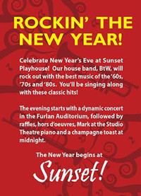 ROCKIN' THE NEW YEAR: CONCERT & PARTY in Milwaukee, WI