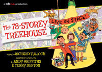The 78-Storey Treehouse Live at Seymour Centre in Australia - Sydney