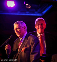 The Finkel Brothers & The Great American Songbook in Cabaret