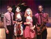Smyrna Alumni Chamber Music Concert in Broadway